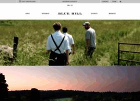 Bluehillfarm.com