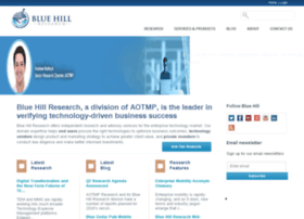 bluehillresearch.com