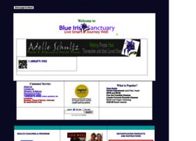 blueirissanctuary.com