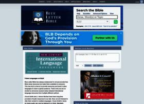 blueletterbible.com