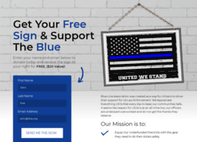 bluelineassociation.com