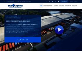 bluelogistics.com.sv