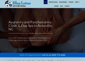 bluelotusayurveda.com