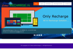 bluelotusrecharge.in