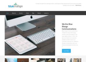 bluemangocommunications.com