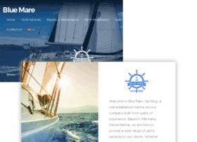 bluemareyachting.com