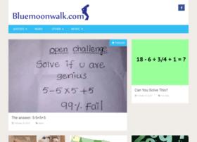 bluemoonwalk.com