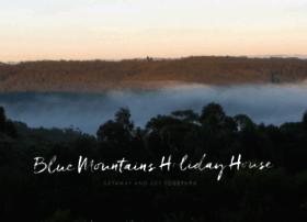 bluemountainsholidayhouse.com.au