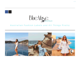 bluemuseboutique.com
