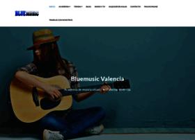 bluemusicvalencia.com