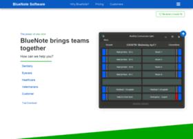 bluenotesoftware.com
