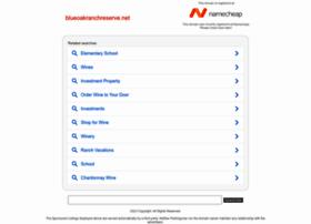 blueoakranchreserve.net