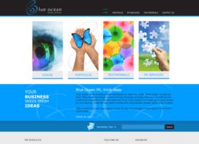 blueoceanpr.com