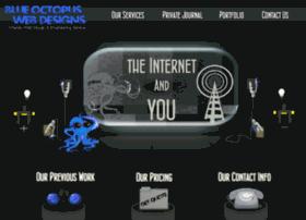 blueoctopuswebdesigns.com