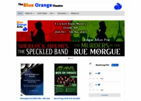 blueorangetheatre.co.uk