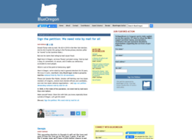 blueoregon.com
