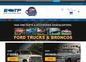 Blueovaltruckparts.com