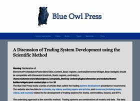 blueowlpress.com