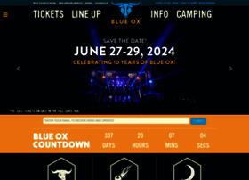 blueoxmusicfestival.com