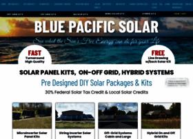 bluepacificsolar.com