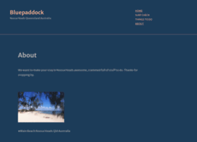 bluepaddock.com