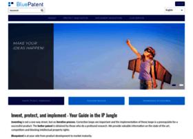 bluepatent.com