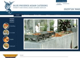bluephoenixcatering.com