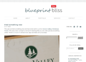 blueprintbliss.blogspot.com