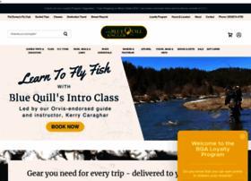 bluequillangler.com