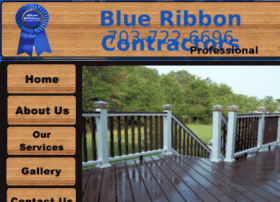 blueribboncontractorsva.com