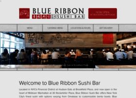 blueribbonsushibar.com