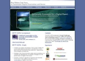 blueribbontaskforce.sdsc.edu