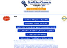 blueribbontoys.com