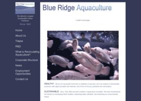 blueridgeaquaculture.com