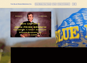 blueridgebrewing.com