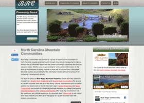 blueridgecommunities.com