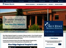 blueridgehospital.org