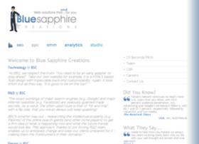bluesapphirecreations.com