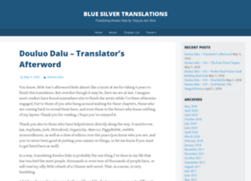 bluesilvertranslations.wordpress.com
