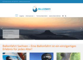bluesky-ballonfahrten.de