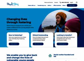 blueskyfostering.com