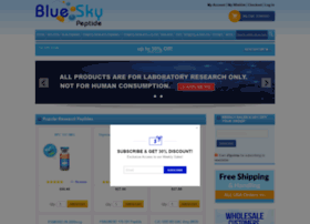 blueskypeptide.com