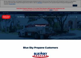 blueskypropane.com