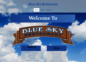blueskyrestaurant.net
