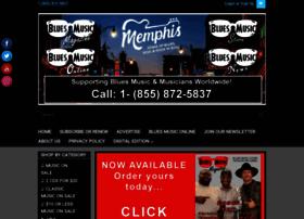 bluesmusicmagazine.com
