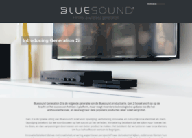 bluesound.info