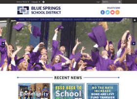 bluesprings-schools.net