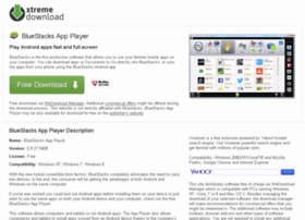 bluestacks-app-player.xtremedownload.com