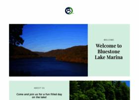 bluestonelakemarina.com