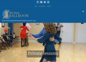 bluesuedeballroom.com